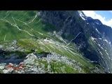 то видео от которого хочется жить. проснуться и действовать.Dream Lines Part III - Wingsuit proximity by Jokke Sommer