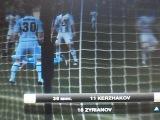 яркие моменты Зенит против ЦСКА
